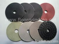 Sell 6'' Diamond Marble Wet Polishing Pads