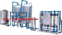 UF Mineral Water Treatment Machine