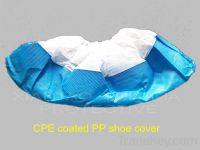 Sell CPE Semi-coated PP Shoe Cover