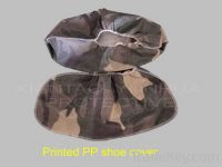Sell Printed Non-woven Shoe Cover