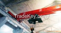 3 ton single girder overhead crane LDY type