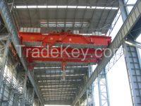 explosion-proof single girder overhead crane