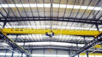low headroom single girder crane