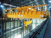 5 ton single girder overhead slab crane