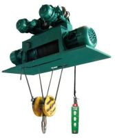 2t metallurgy electric wire rope hoist