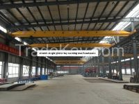 China Single Girder Overhead Crane 1t