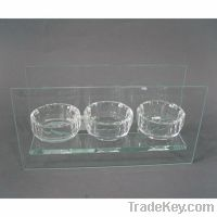 Sell glass candle holder