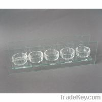 Sell glass candle holders