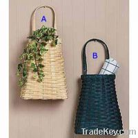 Sell bamboo hanging baskets
