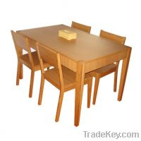 Sell bamboo dining set