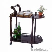 Sell wooden trolley