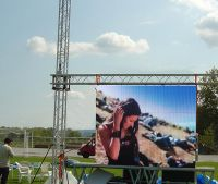 Sell outdoor LED screen