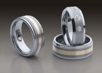 Sell tungsten carbide ring