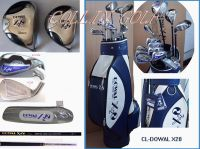 Sell golf clubs set