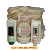 Palo Santo Bundle: Essential oils, incense & soaps. SAVE ON SHIPPING!