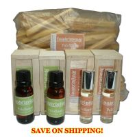 Palo Santo Aromatherapy Bundle: Essential oils and incense. SAVE ON SHIPPING!