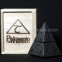 Piramid Cone Burner, BalsaFly Box & 10 palosanto incense cone