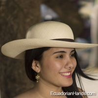Pavallana Montecristi Panama Hat