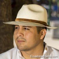 Borsalino Montecristi Panama Hat