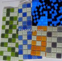 Sell luminous glass mosaic