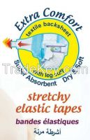 Sell high quality baby diapers with magic tapes