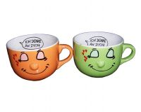 Sell Mug, Nose Mug, Porcelain Mug