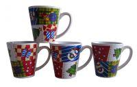 Sell Mug, Porcelain Mug, Gift Mug(RF-601)