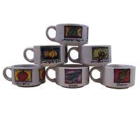 Sell Mug, Soup Mug, Stoneware Mug(RF-588)
