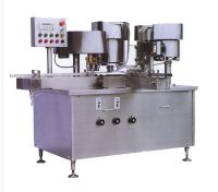 Sell Double Peristaltic Pump Filling Stoppering & Capping Machine