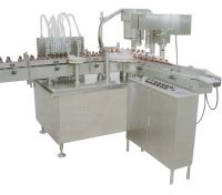 Sell Double-track Filling & Sealing Machine