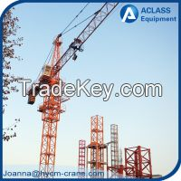 QTZ40 types of mini tower crane manufacturer price for sale in Algeria