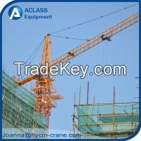 2015 Hot Sale QTZ125 Tower Crane
