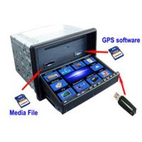 Sell Car DVD Player With 7''