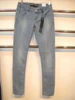 Ladies / Junior's Low Rise Skinny Jeans DJ006