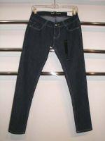 Ladies / Junior's Lowrise Skinny Jeans DJ0026