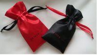 satin gift  bag