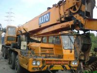 Sell Kato Truck Crane