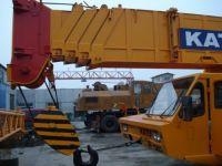 Sell Used Kato Truck Crane