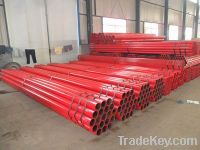 notice!sell ERW steel pipes!!!