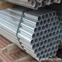 Sell galvanized steel pipes supplier
