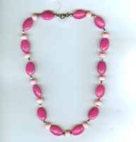 Sell acryl necklace