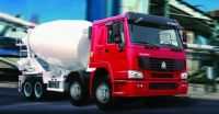 Sell concrete mixing carrier