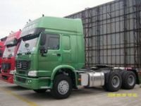 Sell SINOTRUK HOWO 6X4 Tractor