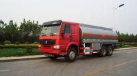 SINOTRUK HOWO 6X4 Tanker Truck