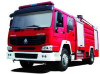 Sell HOWO 6X4 Fire Fighting Truck