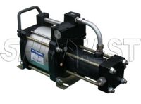 Sellair driven gas booster - STA Series
