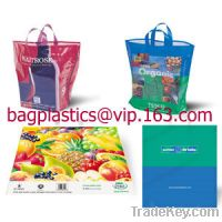 Sell Shopping bags, die cut handle, soft loop, handy bags, handle bag