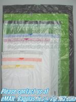 Refuse sacks, Garbage Bags, Bin liners, T-shirt Shopping Bags, vest ca