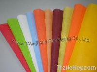 Sell Flower Wrapping Material of Nonwovens