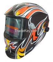 Selling good quality welding helmet with competitive prices, more colors for choose,
